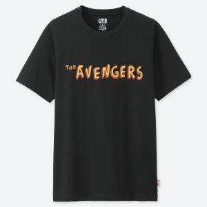 UniqloMARVEL X JASON POLAN 复仇者T恤