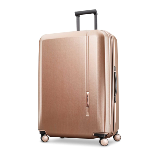 低至5折+额外8折 $68收硬壳登机箱Samsonite官网 精选行李箱热卖 收Novaire超美玫瑰金