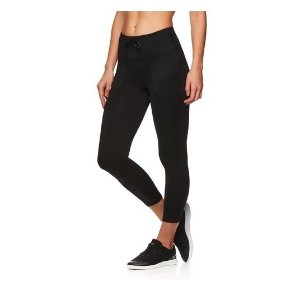 $11.75Reebok Women's Momentum Capri Leggings