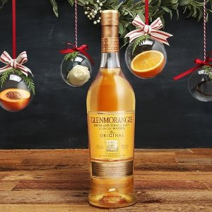Best Gift for HolidayGlenmorangie Engravable Scotch Whisky