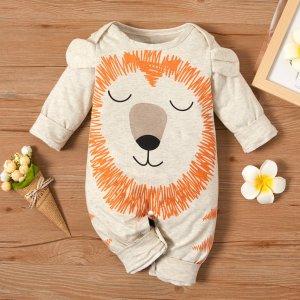 patpat婴儿连身衣