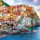 想一直生活在这样的童话世界欧洲油画里的海滨小城 适合浮躁的夏天去度假
