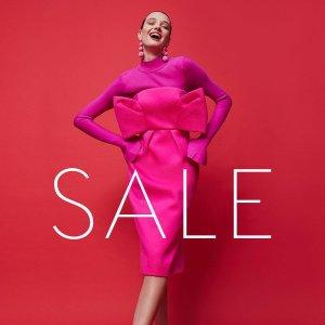 低至1.5折 €88收KS连衣裙The Outnet 设计师品牌包包、美衣、美鞋季末大促
