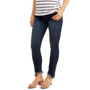 封面牛仔裤$7.5孕期哺乳期内衣及服饰热卖,白菜价穿出好心情