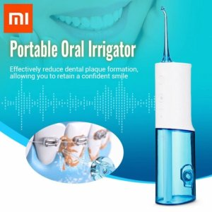 Xiaomi SOOCAS W3 Oral Irrigator Water Flosser USB Rechargeable Teeth Cleaner | eBay