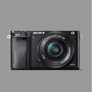 直降£293Sony A6000微单相机惊现好价 适合初学者的全场景利器