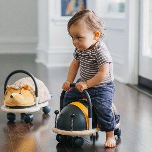 现价$72.67(原价$109.99)Prince Lionheart 可爱宝宝扭扭车好价收 大耳朵鼠 大号