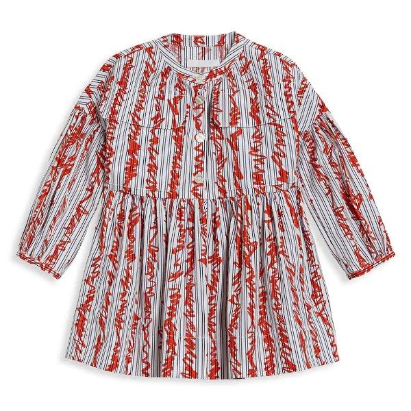 女童连身裙,尺寸:10