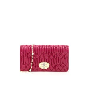 Miu MiuCLOQUET NAPPA MINI BAG