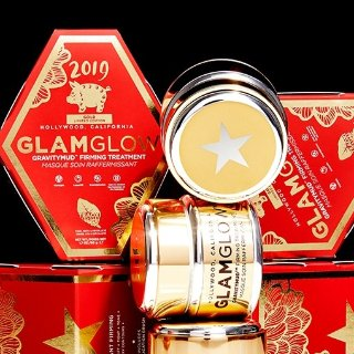 New! Limited-Edition $49 Save $10 onGRAVITYMUD Firming Treatment @ Glamglow