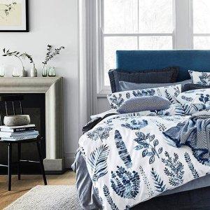 低至6折Sheridan 舒适床上用品热卖,收床单被套