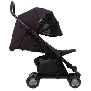 $399.95 (原价$549.90) 包邮NUNA PEPP 童车和 PIPA 汽车座椅套装,黑莓色