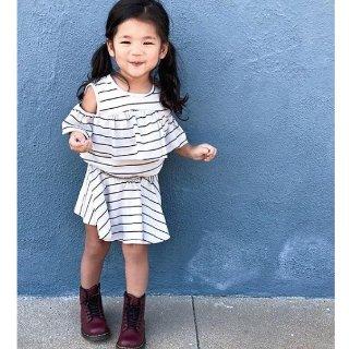 低至7.5折+满额再8折折扣升级:Dr Martens 儿童马丁靴上新热卖 秋冬最IN潮酷范儿
