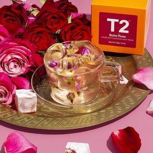 低至1.5折 仅$3收复古碗T2 精选超美茶具套装 高颜值点缀桌面
