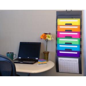 $12.74Smead 6層彩虹墻文件儲藏夾