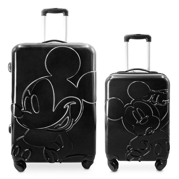 Mickey Mouse 滚轮行李箱套装