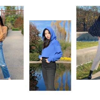 牛仔裤伴你度过一年四季   不会出错的单品 秋冬11套穿搭   牛仔裤的保养及清洗