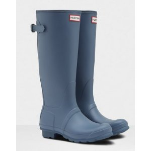 HunterWomen's Original Tall Back Adjustable Rain Boots by Hunter