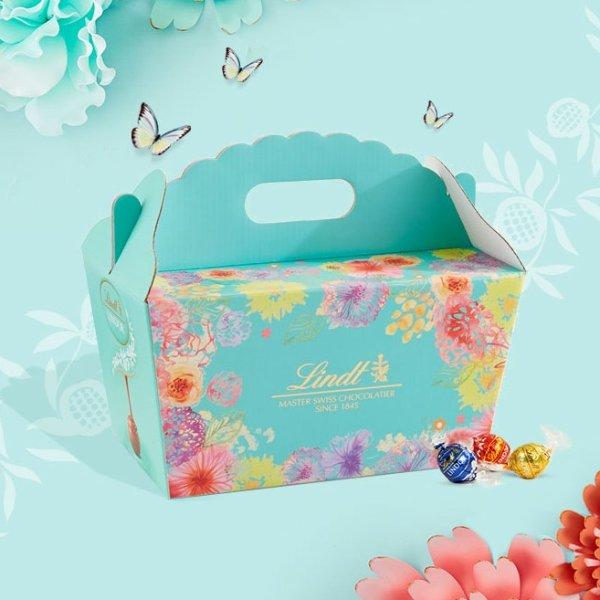 Lindor 150颗松露巧克力春节款礼盒