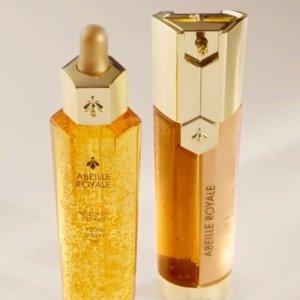 全线8折 £32收黄金复原蜜Guerlain 娇兰全线大促 收黄金蜜、御庭兰花