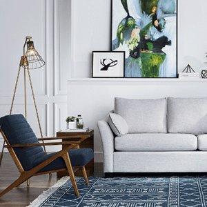 低至2.7折 圆凳$39.96The Bay 创意家具可送货 买来不用自己搬 $69收茶几
