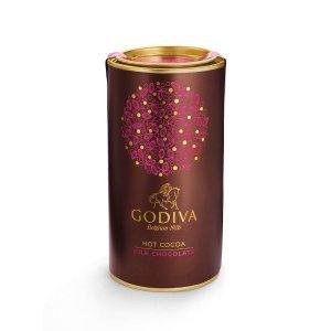 Godiva秋冬幸福感热饮牛奶巧克力可可 10份装