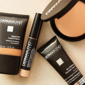 Up to 25% off + Free shippingon all orders @ Dermablend