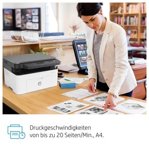 HP Laser 135ag 多功能激光打印机 限时闪购