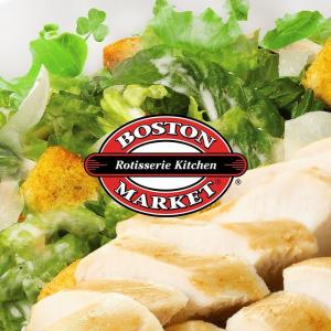 买一送一Boston Market 限时优惠活动