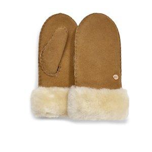 UGG Australia小童连指羊毛手套