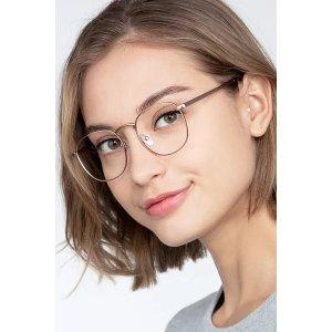 EyeBuyDirect金属框架眼镜