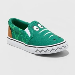 b06d20e1a Toddler Boys' Tommy Alligator Twin Gore Sneakers - Cat & Jack™ Green