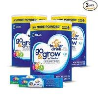 Similac 雅培 Go & Grow 金盾三段奶粉超大包装 36oz 3罐 + 2包随身包