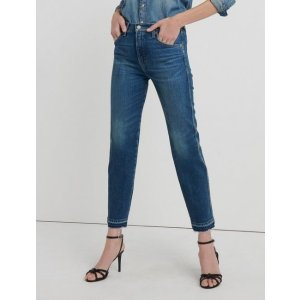 Lucky Brand JeansMid Rise Authentic Straight Crop | Lucky Brand
