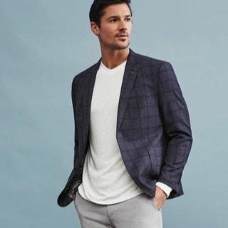 Buy 1 get 2Saks OFF 5TH Men's Suit Sale