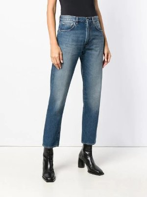 Toteme Washed Jeans - Farfetch