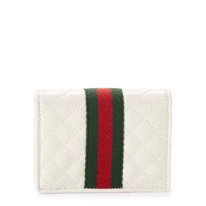 GucciOff-White Double G 钱包