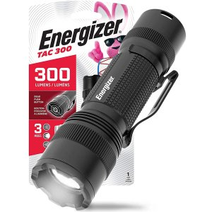 ENERGIZER LED Tactical Flashlights