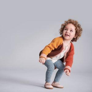 额外6折+包邮 凉鞋仅$12即将截止:Clarks官网 全场童鞋特卖,宽脚宝宝也有得选