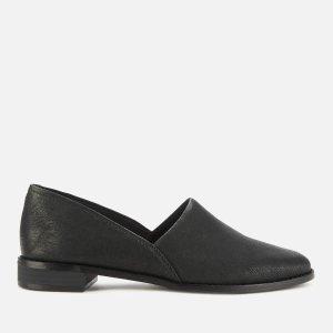 Clarks满£120减£40百搭小黑鞋