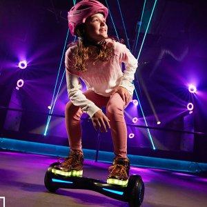 Fluxx FX3 儿童平衡车,带LED灯