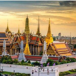 机+酒$699起6日泰国曼谷精品出游套餐超值特惠