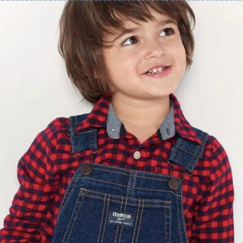 25-50% OffOshKosh BGosh Kids Best Overall on Sale