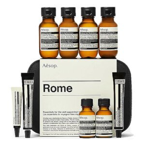 Rome护理套装¥375 + 直邮中国Aesop 超值套组7.5折,Arrival 洗护套装 仅¥197