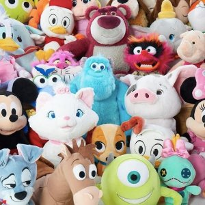 Today Only:2 or More $8/$12/$16 + Free ShippingPlush & Stuffed Animals @ shopDisney