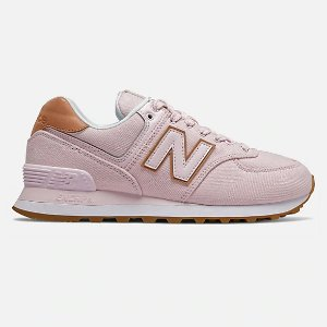 New Balance574 樱花粉