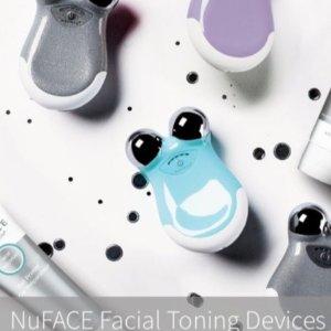 低至6.7折NuFACE 美容仪Refreshed测试版多色热卖 收薄荷绿Mini套装
