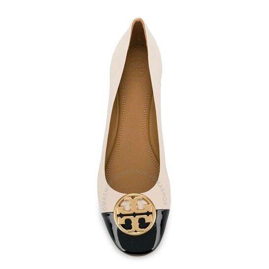 Chelsea Cap-Toe拼色芭蕾单鞋