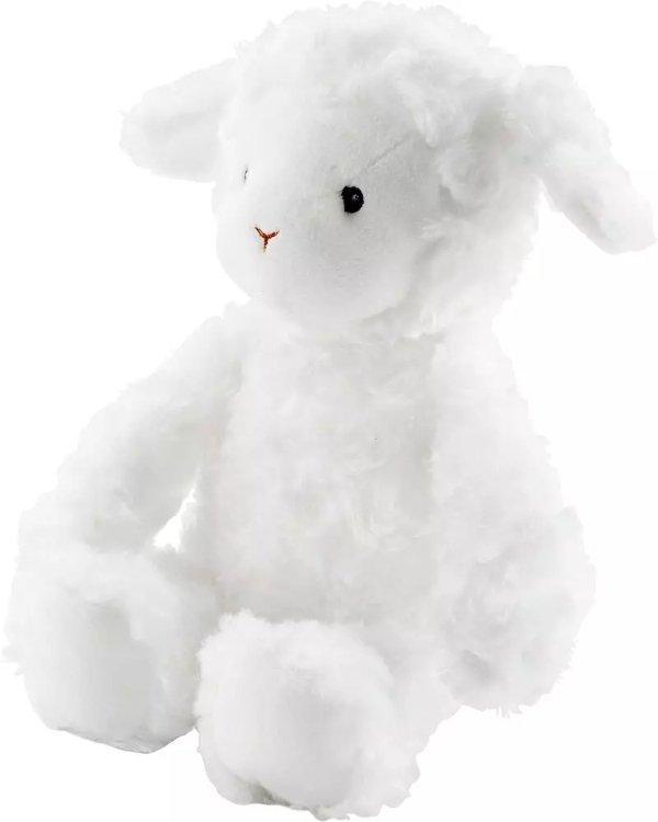婴儿小羊玩具