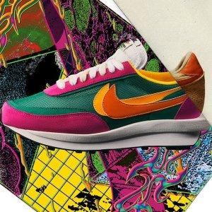 9/12发售 抢不到鞋抢衣服新品预告:Sacai x Nike LDWaffles 第二弹来啦,还有服装等你抢